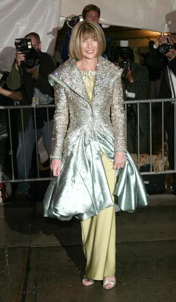 Anna Wintour, Met Ball 2004. godine