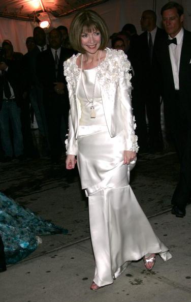 Anna Wintour, Met Ball 2005. godine