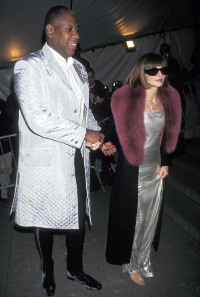 Andre Leon Tally i Anna Wintour, Met Ball 1997. godine