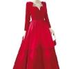 Valentino couture balska haljina sa satenskom torbicom. Početna cena je 3.000$(£1,946)