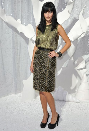 Leigh Lezark, Chanel proleće/leto 2012 Ready-to-Wear, Pariz Fashion Week