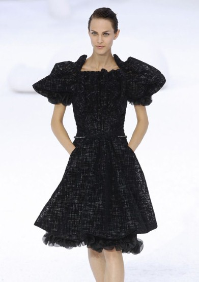 Chanel proleće/leto 2012 Ready-to-Wear, Pariz Fashion Week