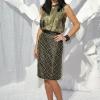 Leigh Lezark, Chanel proleće/leto 2012 Ready-to-Wear, Pariz Fashion Week
