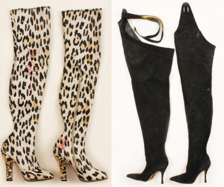 Čizme koje je nosila Madonna