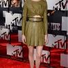 Shailene Woodle u kreaciji modne kuće Balmain