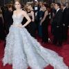 Amy Adams u haljini Oscar de la Renta