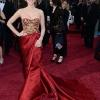 Olivia Munn u haljini Marchesa