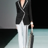 Emporio Armani proleće 2012 Ready-to-Wear, Milano Fashion Week