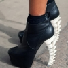 Dsquared2 skeleton heels
