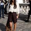 London Fashion Week Street Style Looks