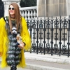 Anna Dello Russo - Fashion Week Street Style