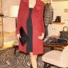 Lily Kwong ŠTA: Altuzarra mantil, Gucci haljina, Tod's cipele i torba  GDE: Tod's store, Njujork KADA: 8. septembar