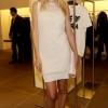 Lara Stone ŠTA: Calvin Klein kolekcija GDE: Calvin Klein Madison Avenue store, Njujork KADA: 8. septembar