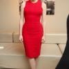 Jessica Chastain ŠTA: Elie Saab haljina, Brian Atwood cipele GDE: W hotel Times Square, Njujork KADA: 8. septembar