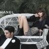 Freja Beha & Baptiste Giabiconi za Chanel za proleće/leto 2011