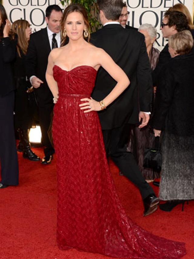 Jennifer Garner u Vivienne Westwood Couture haljini