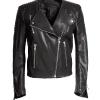 Kožna jakna H&M, New Icon kolekcija