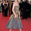 Eva Herzigova u Dolce & Gabbana haljini