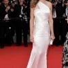 Hilary Swank i Atelier Versace