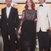 Ryan Gosling, Christina Hendricks i Geoffrey Arend