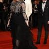 Christina Hendricks u Alberta Ferretti haljini