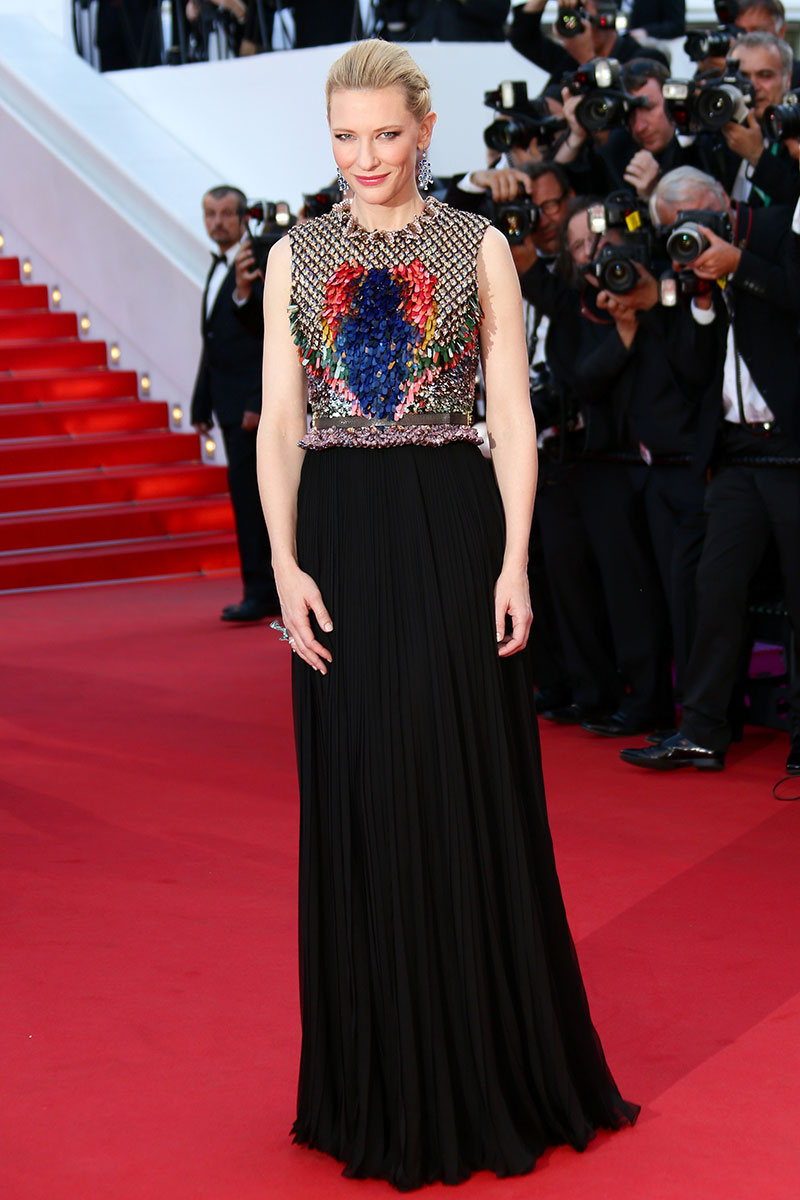 Cate Blanchett u Riccardo Tisci za Givenchy haljini