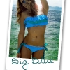 Karlavaris swimwear Big blue