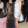 Beyonce (nosi  haljinu Givenchy Haute Couture by Riccardo Tisci) i Gwyneth Paltrow