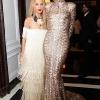 Karolina Kurkova  sa dizajnerom svoje haljine Rachel Zoe