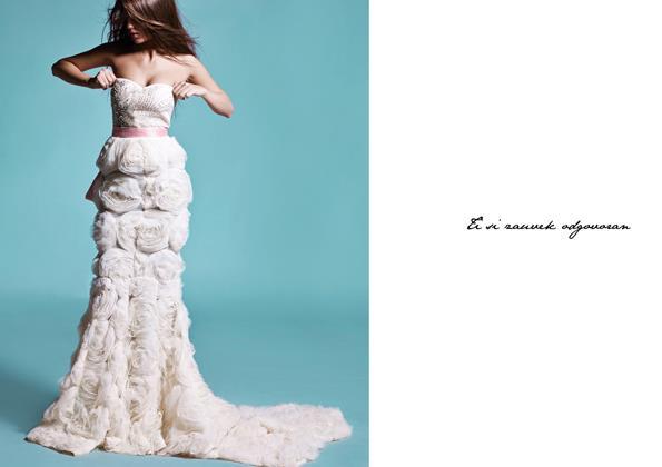 Mihano Momosa kolekcija SEA za sezonu proleće/leto 2012