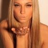Model Lea Davogić