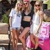Cara, Poppy Delevingne i Siena Miller