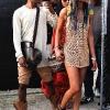 Asap Rocky i Chanel Iman