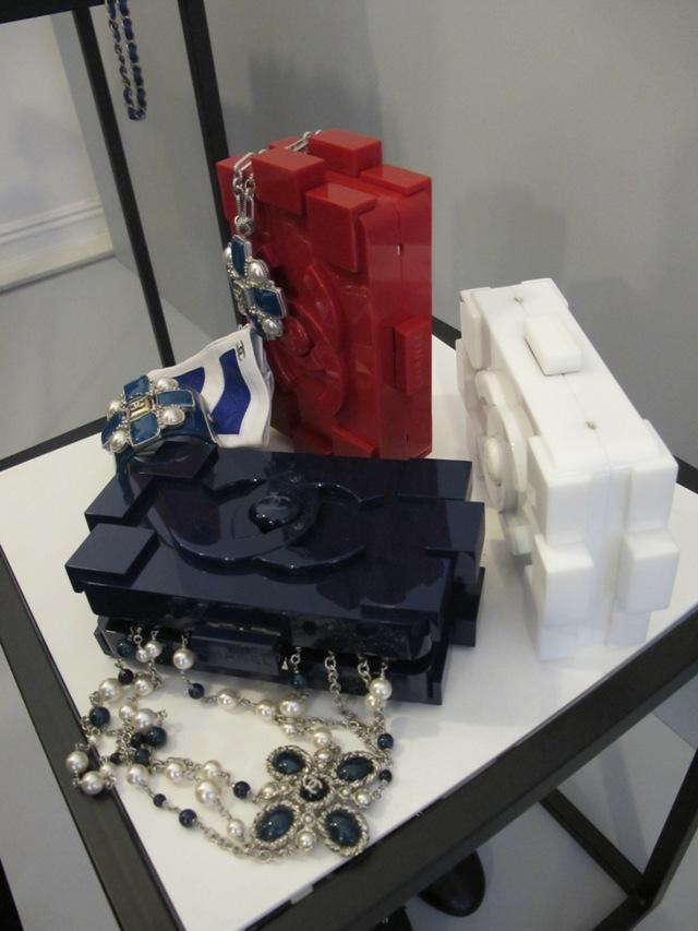 Chanel Lego