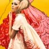 Valentino haljina, kolekcija proleće/leto 1969, 2000. Fotograf: Ruven Affanador