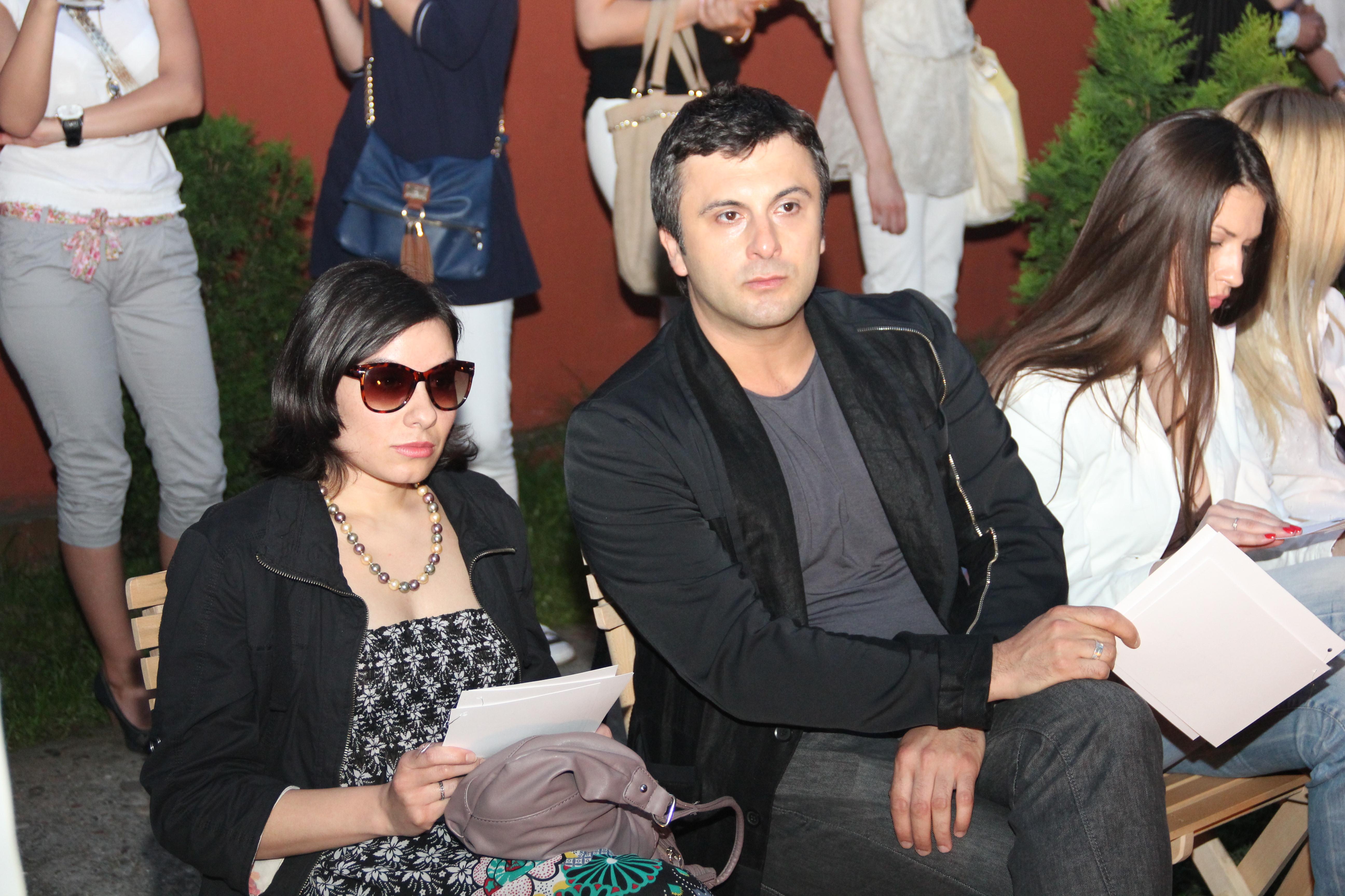 Vladana S. Veljković i Bata Spasojević