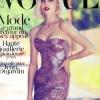 Sasha Pivovarova  francuski Vogue oktobar 2011