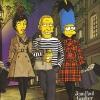 Jean Paul Gaultier, Linda Evangelista i Marge Simpson