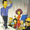 Marc Jacobs, Linda Evangelista  i Simpsonovi