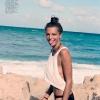 Daria Werbowy za T Magazine-Travel