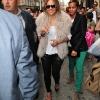 Jennifer Lopez na ulicama Menhetna, 30. Septembar 2011. godine