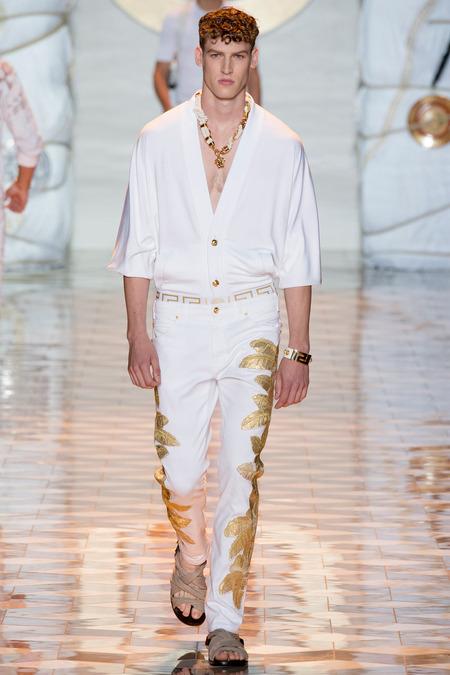 Versace kolekcija za muškace poleće/leto2015