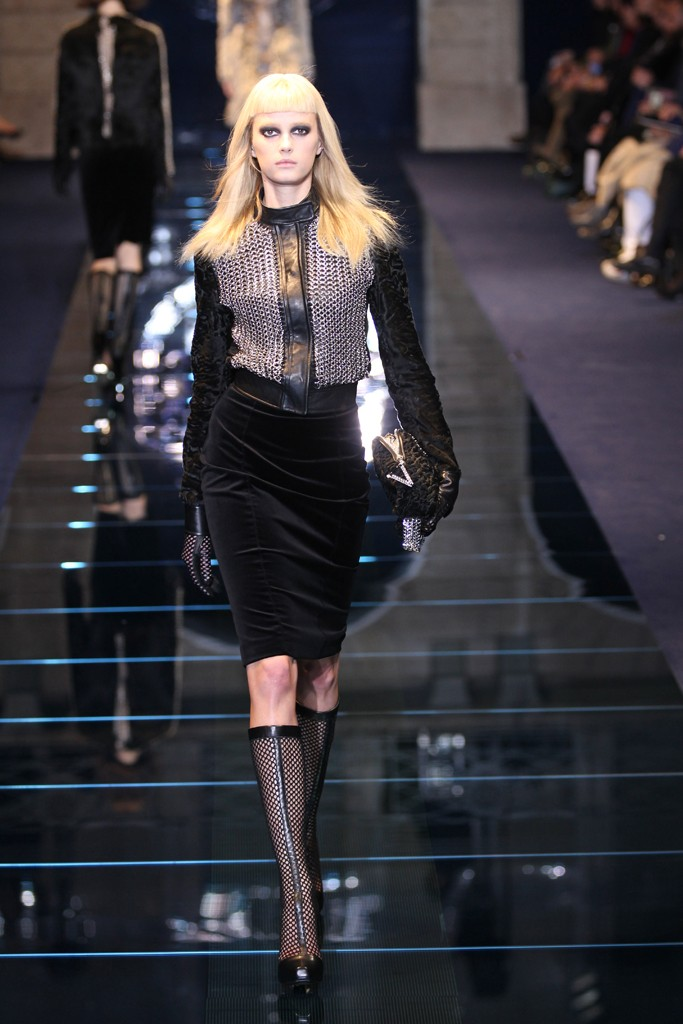 Versace ready-to-wear kolekcija za jesen 2012.Fashionela