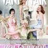 Vanity Fair će krasiti Jessica Chastain. Glamur starog Holivuda i činjenica da je svuda ima bili su presudni za njen izbor. (Naslovnica iz marta ove godine)