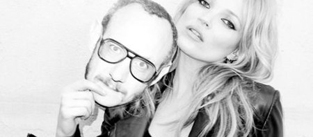Kate Moss i Terry Richardson (MANGO video kampanja jesen 2011.)