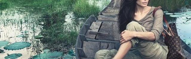 Angeline Jolie za Louis Vuitton