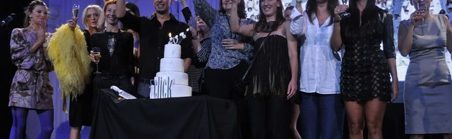 Proslava 20-og rođendana modne agencije Click