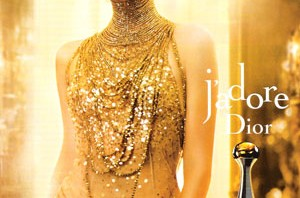 Charlize Theron Dior J'Adore video