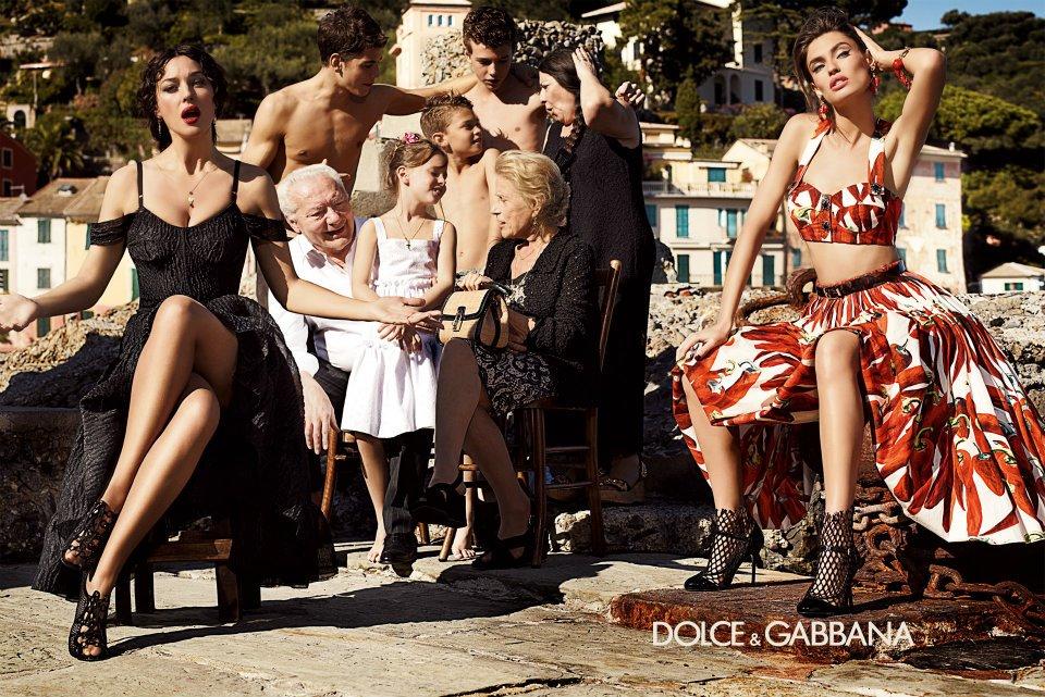 Dolce&Gabbana italijanska klasika za proleće/leto 2012