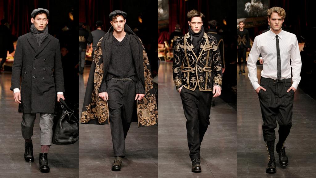Dolce Gabbana fall